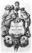 Iconografía de las obras de Molière