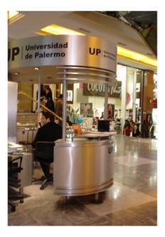 Alto Palermo Shopping. Salida a Coronel Díaz