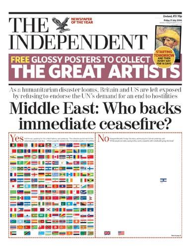 ¿quién apoya el cese el fuego inmediato?