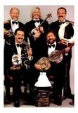 Les Luthiers, foto oficial del quinteto