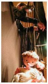 Marionetas mágicas