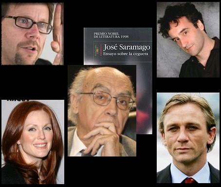 ¿Qué pensará Saramago de Meirelles, McKellar, Moore yCraig?