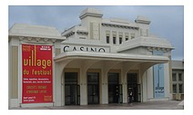 El casino de Biarritz, convertido en sedeVillage