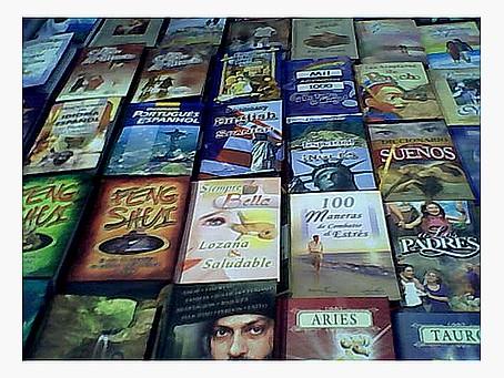 Aunque no parezca, éstos son mini-libros