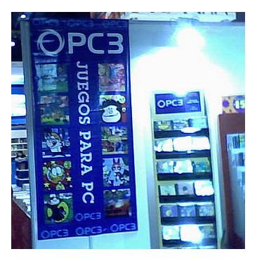Stand de PC 3 en la 34ª Feria del Libro