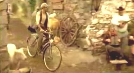 Captura del corto Bicicleta, responsabilidad de McCann-Erickson de Argentina