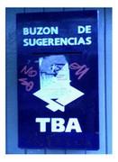 En la estación Belgrano R los usuarios del ramal Mitre/Suárez de TBA podemos dejar nuestras sugerencias