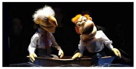 Moc y Poc, en el Teatro Sarmiento