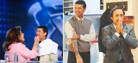 Gasalla y Francella, convocados en la primera emisión de Showmatch 2009
