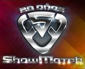 El logo 2009 de Showmatch