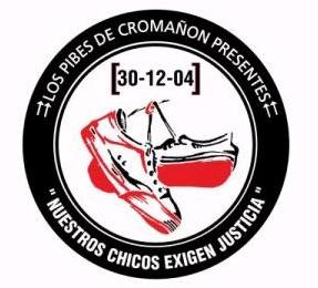 Logo de Los Pibes de Cromagnon