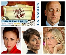 Los actores involucrados: 678, LN, Pagni, Oliván, Russo y Czudnowsky