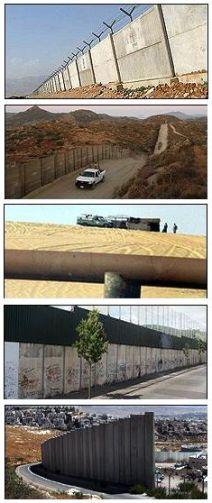Muros alrededor del mundo. Copyright BBC News.