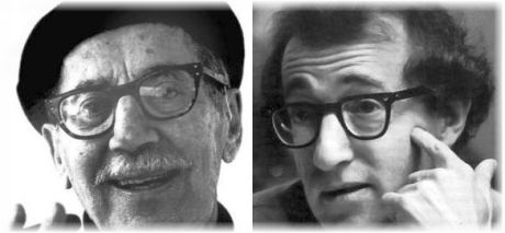 De Groucho paraWoody