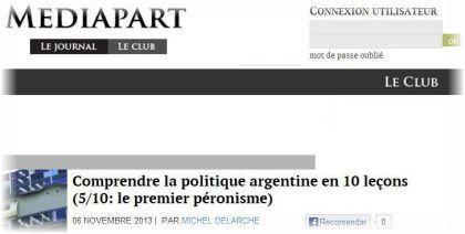 La política argentina en 10lecciones