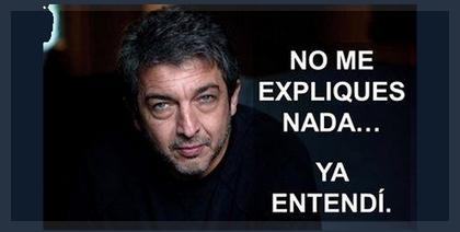 Sobre el ejercicio de catarsis antiK a expensas de RicardoDarín