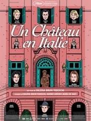 La actriz Valeria Bruni Tedeschi dirigió 'Un castillo en Italia'.
