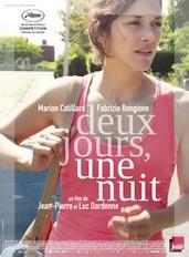 'Dos días, una noche' competirá en el próximo Festival de Cannes y se estrenará el 21 de mayo en las salas belgas y francesas.
