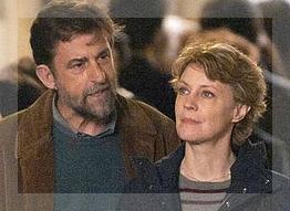Nanni Moretti y Margherita Buy, hermanos en la ficción.