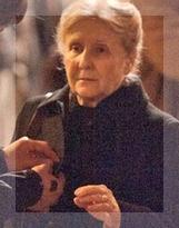 Giulia Lazzarini, la madre en cuestión.