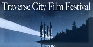 Logo original de la edición 2014 del Traverse City Film Festival.