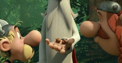 Astérix en tiempos de animación 3D… y de reconciliaciónfamiliar