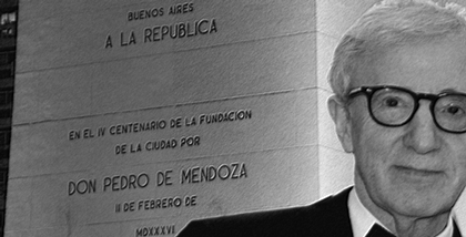 ¿Woody Allen filmará en Buenos Aires? Una obsesiónincurable