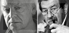 Adiós a Eduardo Galeano y Günter Grass.