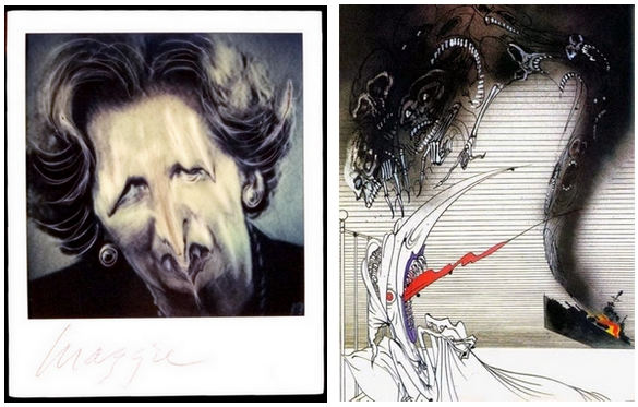 La polaroid-paranoid por un lado. La pesadilla con el General Belgrano por el otro.