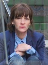 Según el director, en esta película Julia Roberts luce al máximo su talento para expresar rabia y el dolor.
