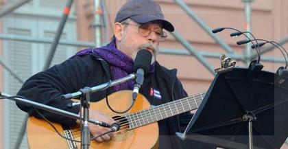 Silvio Rodríguez cantará gratis en VillaLugano