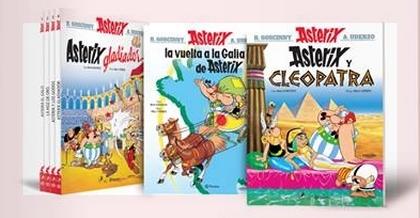 Asterix en castellano. Precisiones idiomáticas de una ediciónnueva