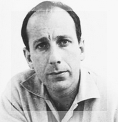 Haroldo Conti, desaparecido por la dictadura de 1976.