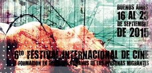 Afiche oficial del festival