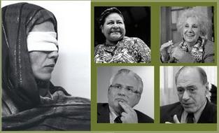 Menchú, Carlotto, Baltazar, Zaffaroni integran la lista de referentes que expondrán el 9 y 10 de septiembre en el Teatro Nacional Cervantes.