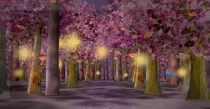 Un jardín de poesías parachicos