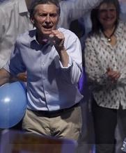 Las fotos de este post fueron tomados durante el festejo de anoche y fueron extraídas del sitio web Clarín.com HD.