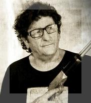 La última película de Perrone se llama Samuray-s. El director la presentó días atrás en el 30° Festival de Cine de Mar del Plata.