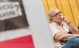 Eduardo Aliverti, entre los referentes más reconocibles del periodismo que algunos llaman 'militante'.