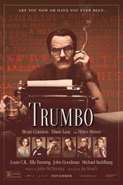 El estreno local de Trumbo está previsto para el jueves 31 de diciembre.