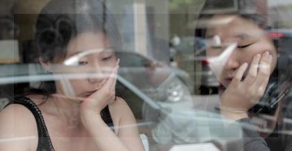 Pequeño fresco de la comunidad coreana en BuenosAires