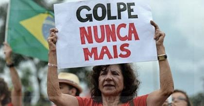 Manifiesto de juristas brasileños en defensa de DilmaRousseff