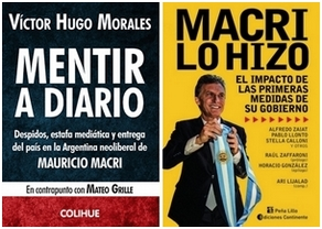 Como CFK, MM también inspira libros críticos.