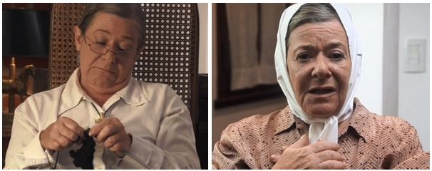 Paula Rubinsztein encarna a las dos hermanas antagónicas.