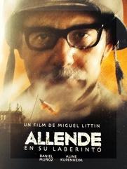 Allende en su laberinto se estrenó en Chile en marzo del año pasado.