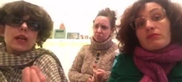 Valeria adelantó que la empleada doméstica volverá a colarse en un video de Fáchima.