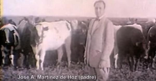 Los Martínez de Hoz pidieron la elimimación de éste entre otros extractos de Awka Liwen. Clic en la imagen para ver el trailer del film.