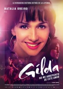 Gilda se estrenó el jueves pasado en 276 salas nacionales.