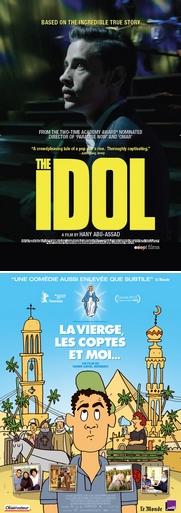 Películas elegidas para inagurar el sextoLatinArab y la Semana de Cine Egipcio.