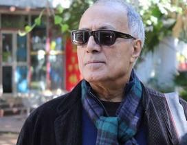 Kiarostami en Cuba. Fuente: OnCuba.